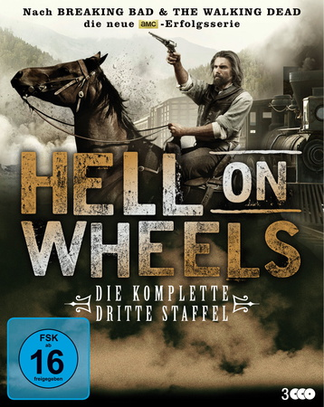 Hell on Wheels - Die komplette dritte Staffel