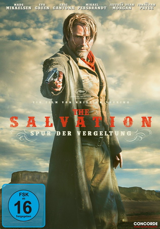 The Salvation - Spur der Vergeltung