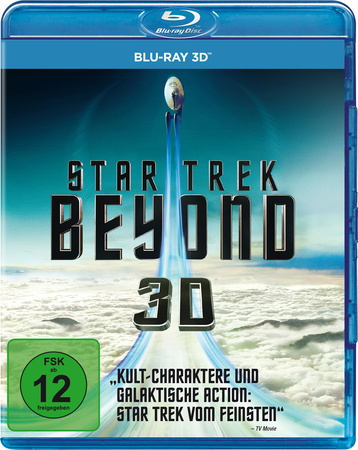 Star Trek Beyond (Blu-ray 3D) (nur 3D)