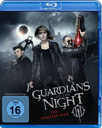 Guardians of the Night - The Vampire War