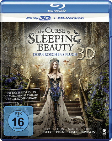 The Curse of Sleeping Beauty - Dornröschens Fluch (2D + 3D)