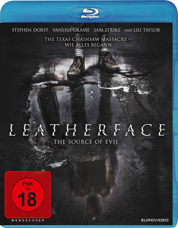 Leatherface - The Source of Evil