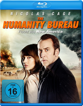 The Humanity Bureau - Flucht aus New America