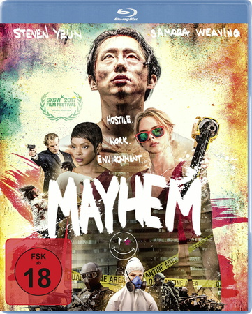 Mayhem - Hostile. Work. Environment.