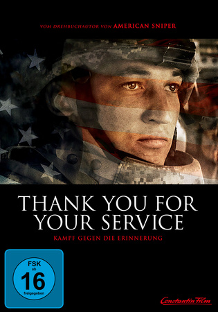 Thank You for Your Service - Kampf gegen die Erinnerung