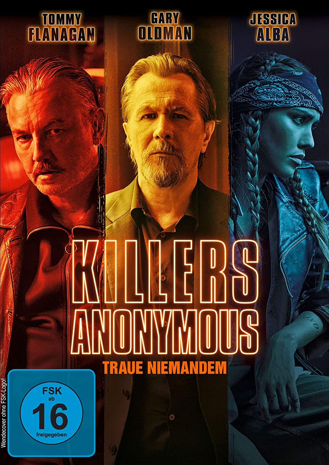 Killers Anonymous - Traue niemandem