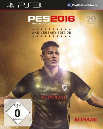 Pro Evolution Soccer 2016 - Anniversary Edition