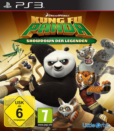 Kung Fu Panda: Showdown der Legenden