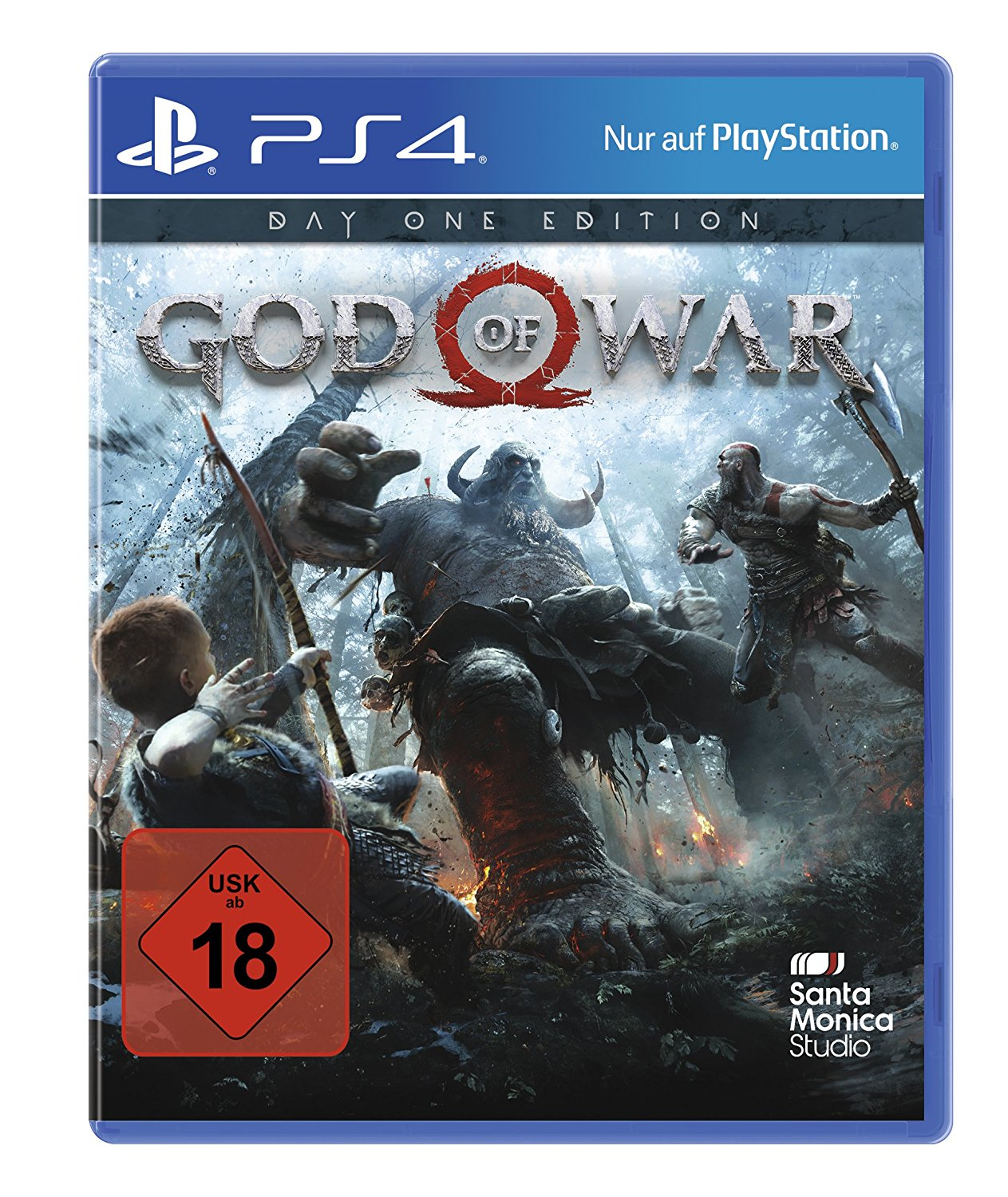 God of War - Day One Edition